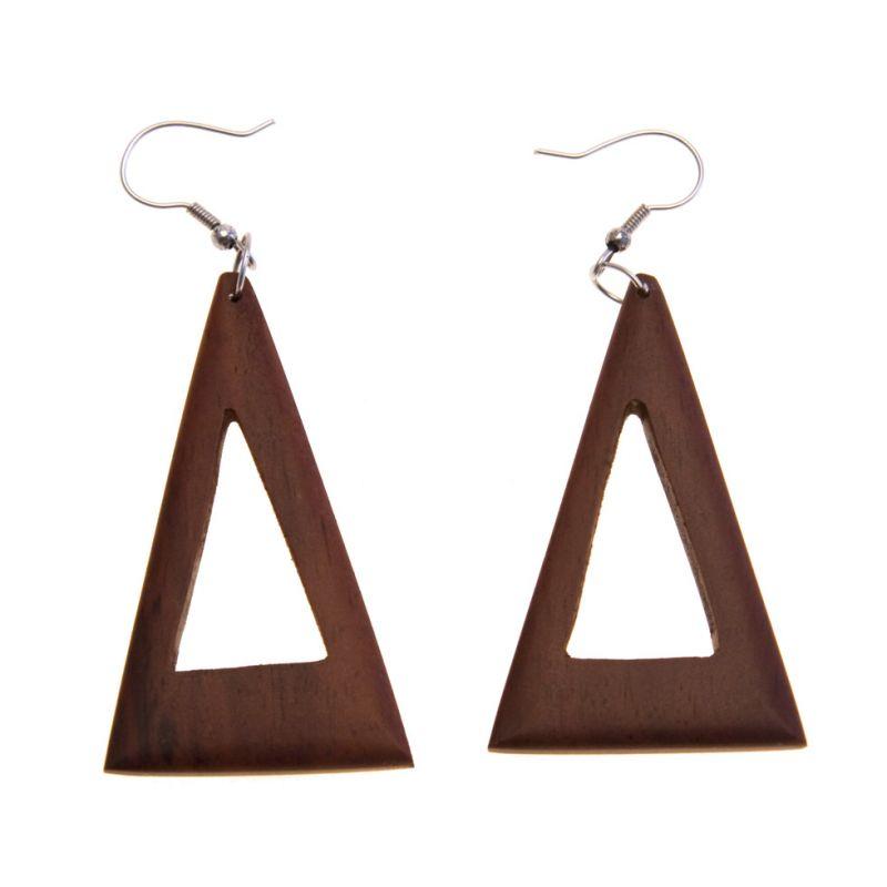 Náušnice Trojúhelníky