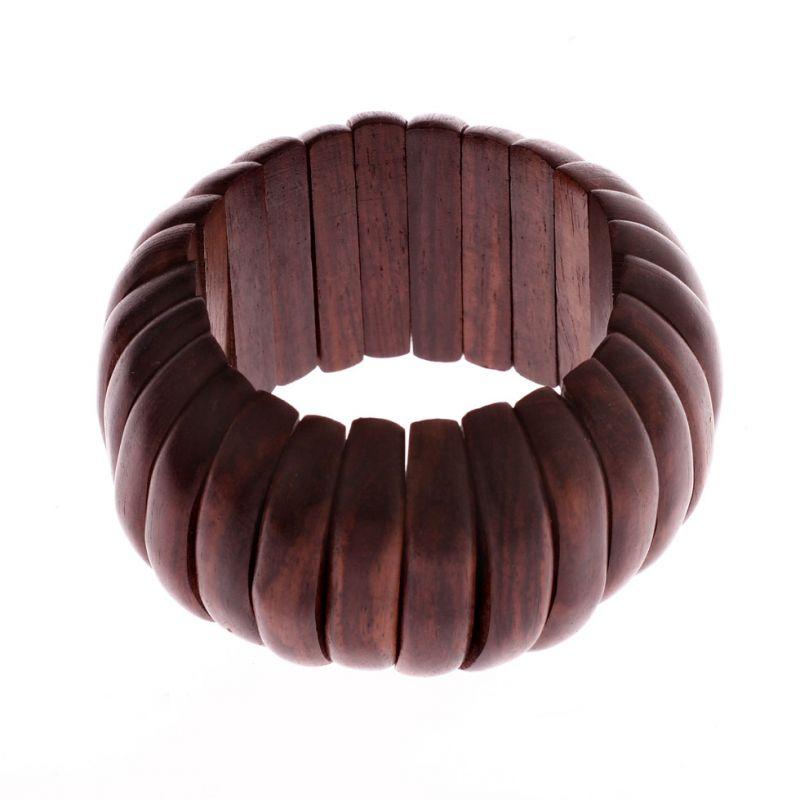 Dřevěný náramek Berjemur Besar