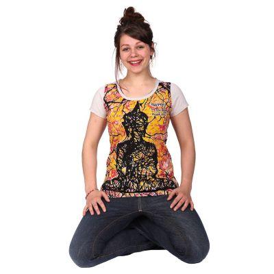 Dámské Tričko Buddha Beige