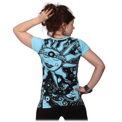 Dámské tričko Mirror s krátkým rukávem Sun&Moon