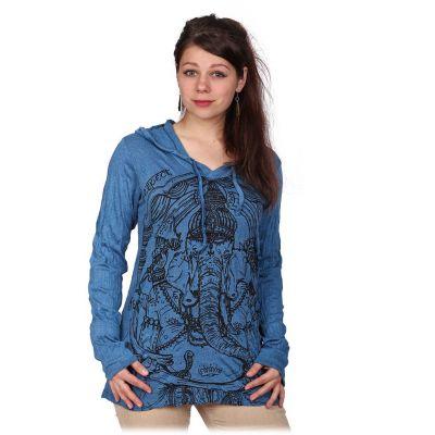 Dámské tričko Angry Ganesh Turquoise