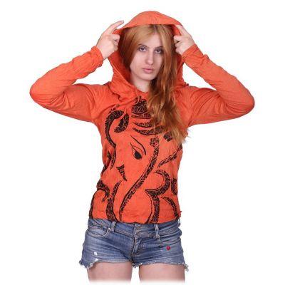 Dámské Tričko Elephant Orange