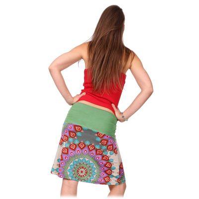 Sukně střední délky Ibu Lirak Thailand