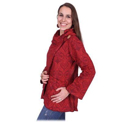 Kabátek Kalavati Red