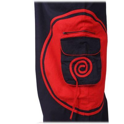 Pánské aladinky Bersulur Merah Nepal