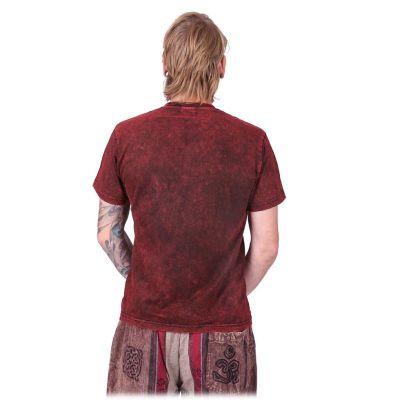 Tričko Om Senang Red