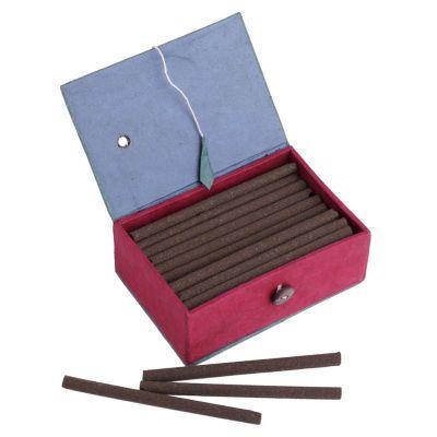 Vonné tyčinky Mahakala Incense v krabičce Nepal