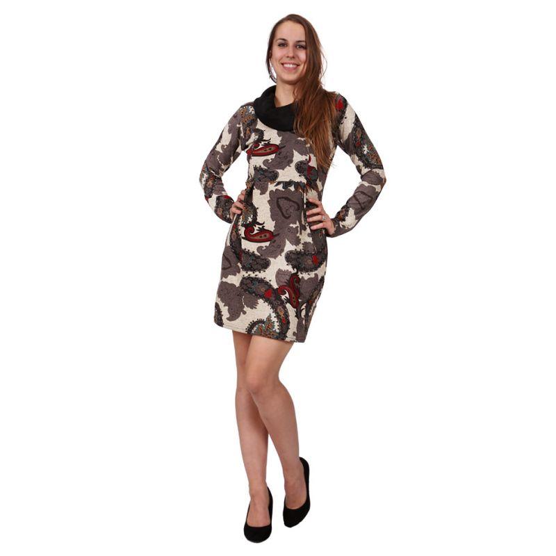 Jarní / podzimní šaty Bankim Hangat