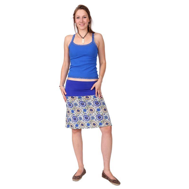 Sukně střední délky Ibu Akar
