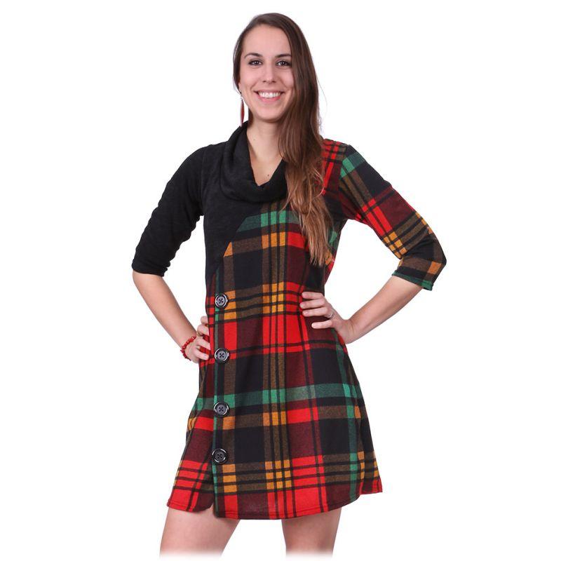 Jarní / podzimní šaty Persegi Juita