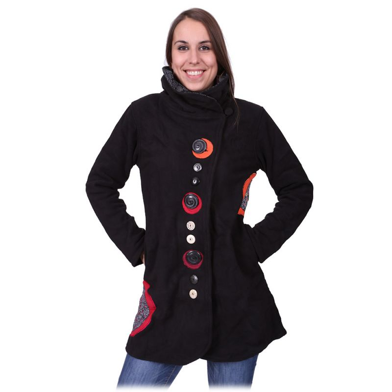 Kabátek Ranjana Black