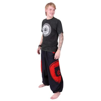 Kalhoty Bersulur Merah