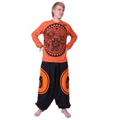 Kalhoty Bersulur Jeruk