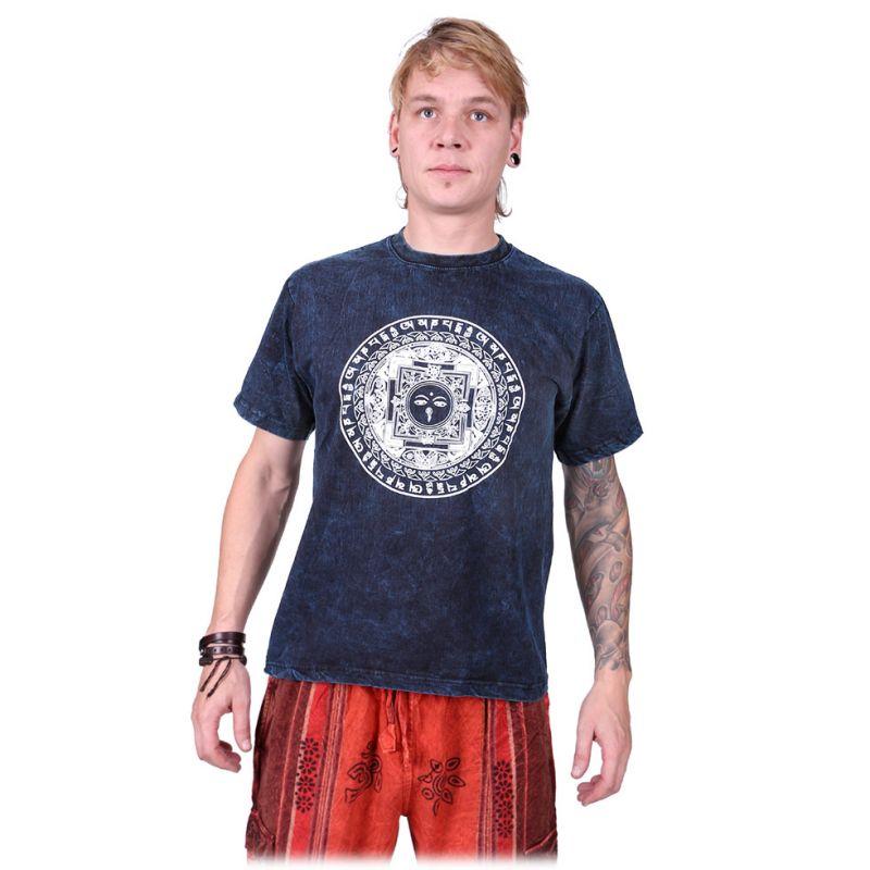 Tričko Kirat Blue