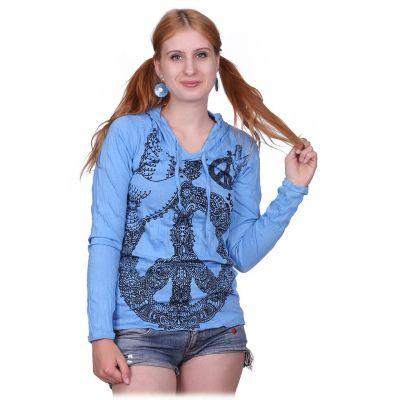 Dámské tričko Dove of Peace Blue