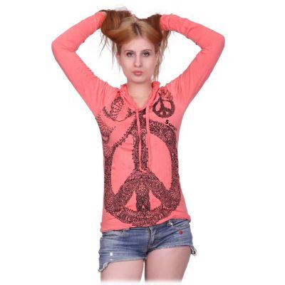Dámské Tričko Dove of Peace Pink