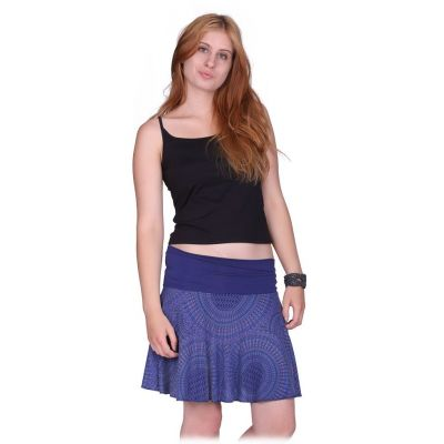 Kolová mini sukně Lutut Anong Thailand
