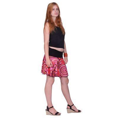 Kolová mini sukně Lutut Enak Thailand