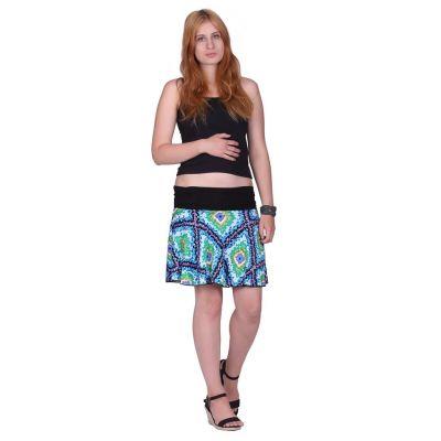 Kolová mini sukně Lutut Mimpi Thailand