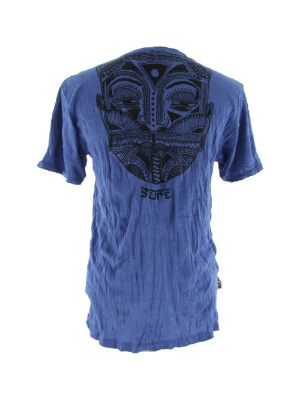 Pánské tričko Sure Khon Mask Blue