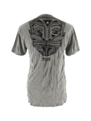 Pánské tričko Sure Khon Mask Grey