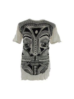 Tričko Khon Mask White