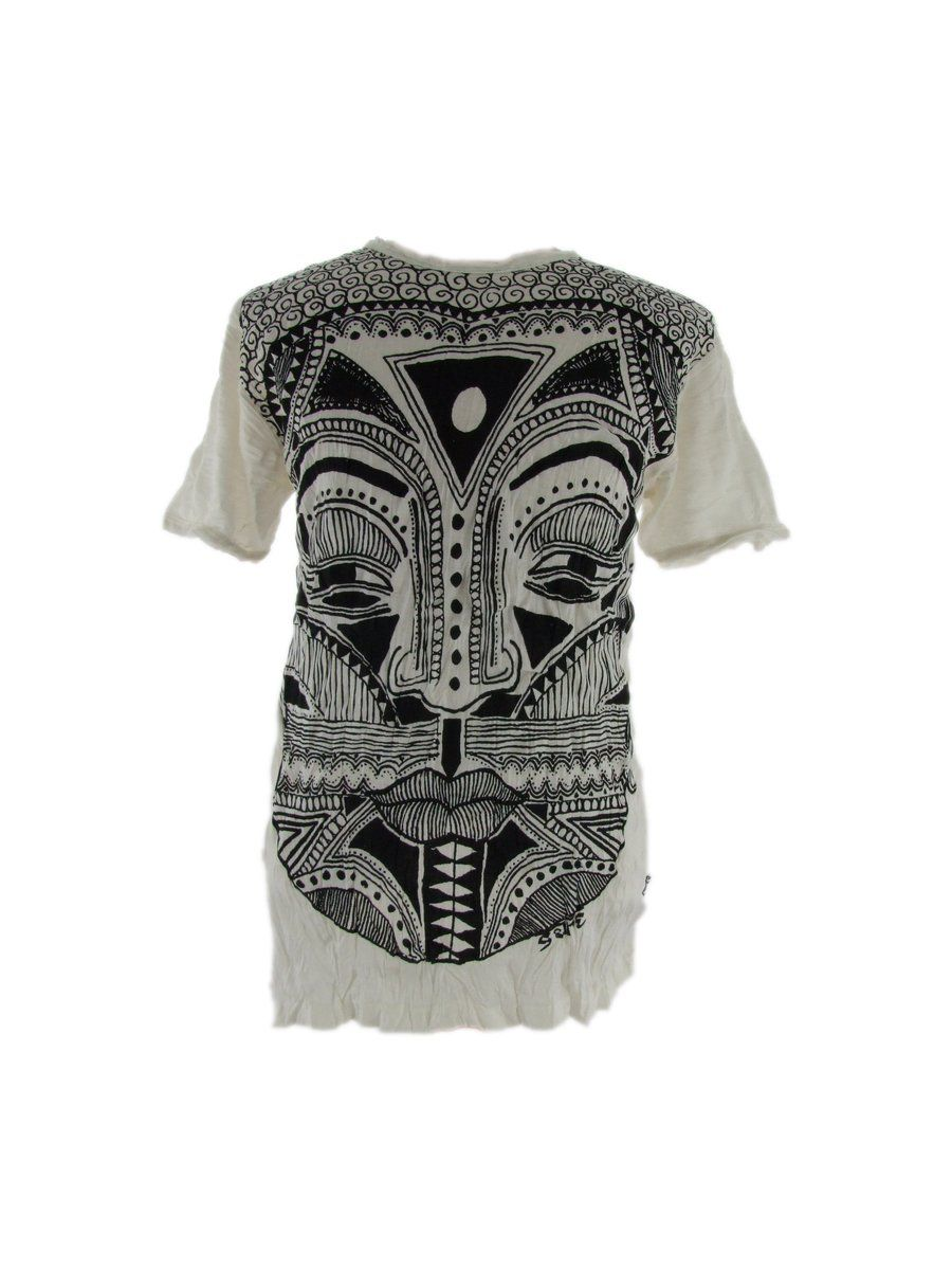 Pánské tričko Sure Khon Mask White