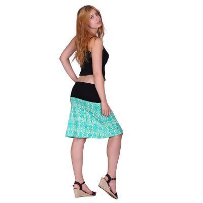 Sukně střední délky Ibu Lawan