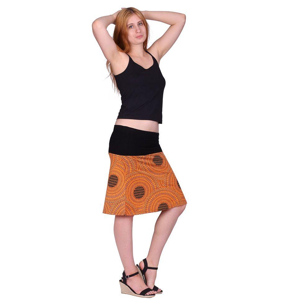 Sukně střední délky Ibu Tukata Thailand