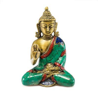 Soška Buddha Abhaya - malá