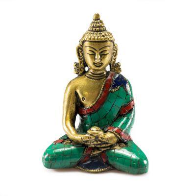 Soška Buddha Amitájus - malá