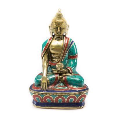 Soška Buddha Bhumisparsa - větší