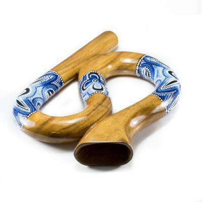 Esovité didgeridoo modré
