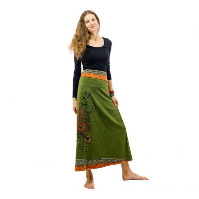 Sukně Bhamini Hijau