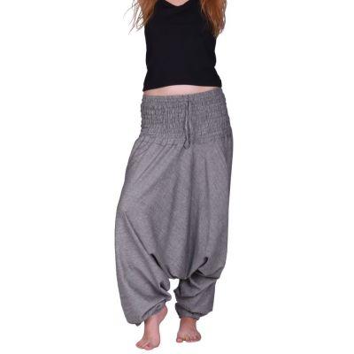 Kalhoty Kelabu Jelas
