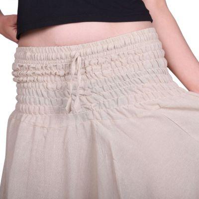 Kalhoty Putih Jelas