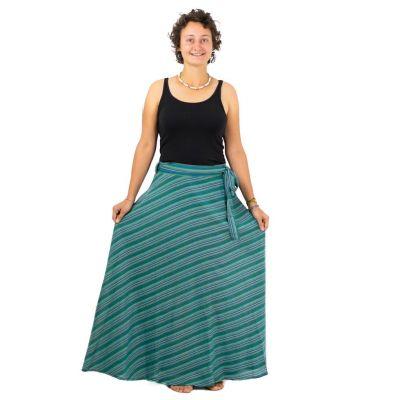 Zavinovací sukně Vasanti Pirus