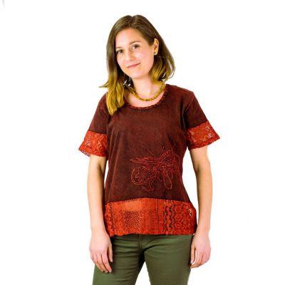 Dámské tričko s krátkým rukávem Sudha Mawar