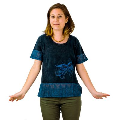 Dámské tričko s krátkým rukávem Sudha Pirus