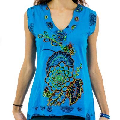 Dámské tričko bez rukávu Tamanna
