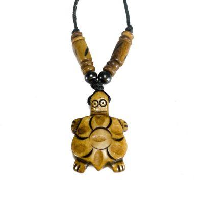 Přívěsek Hnědá želvička