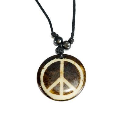 Přívěsek Peace - jednoduchý
