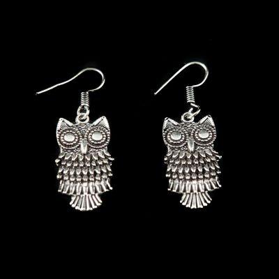 Náušnice Owls