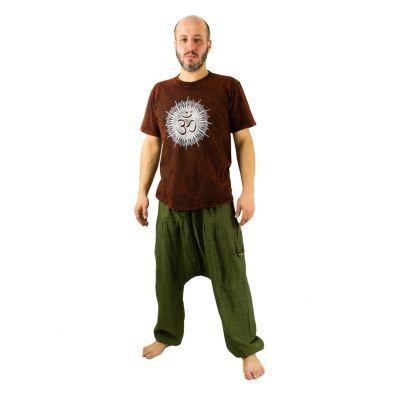 Kalhoty Jatan Hijau