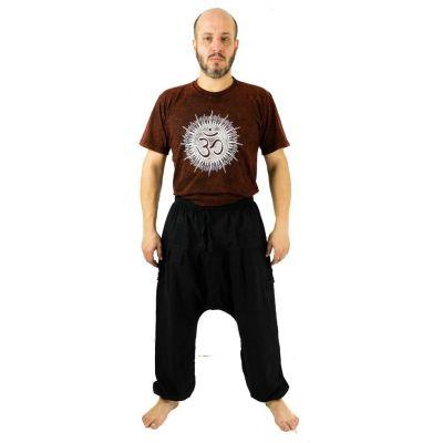 Kalhoty Jatan Hitam