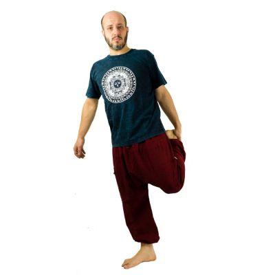 Pánské kalhoty se sníženým sedem Jatan Anggur