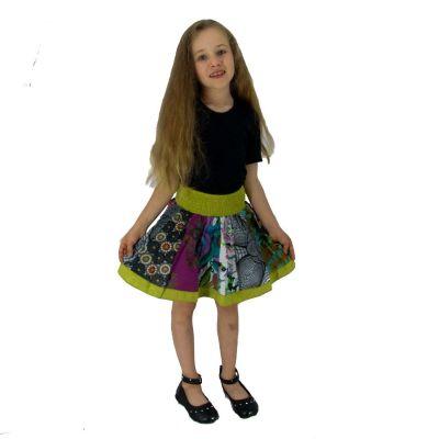 Dětská sukýnka Karishma Green