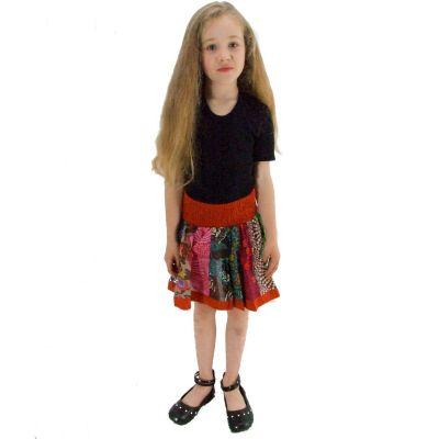 Dětská sukýnka Karishma Orange