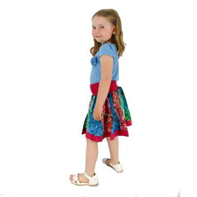 Dětská sukýnka Karishma Pink