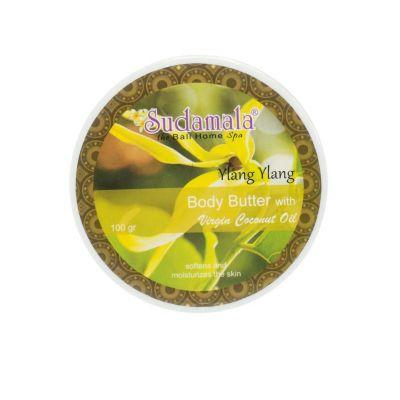 Tělové máslo Sudamala Ylang Ylang